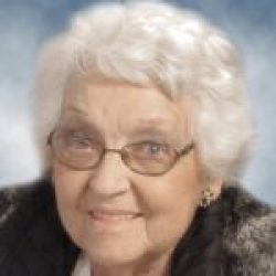 Mme Jeannine Pontbriand-Marquis 1933-2018
