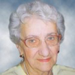 Mme Madeleine Brien-Mercure 1919-2018