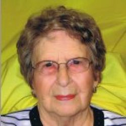 Mme Liliane Gousy-Touchette 1924-2018