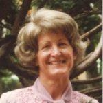 Mme Rita Healy-Robinson 1928-2018