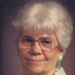 Mme Lauretta Bricault 1925-2018