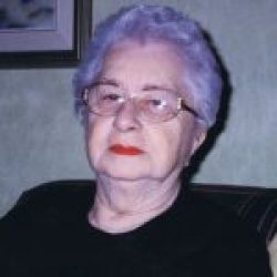 Mme Jeannette Dépôt-Dezainde-Fortin 1929-2018