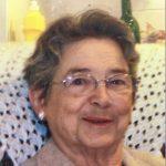 Mme Alicia Charette-Laramée  1931-2019
