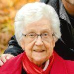 Mme Normande Talbot-Gosselin 1929-2019