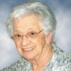 Mme Jacqueline Choinière-Gosselin  1926-2019