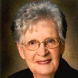 Mme Jacqueline Gingras-Robert 1920-2019