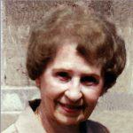 Mme Jeannette Deschamps Dussault 1918-2019