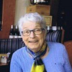 Mme Jeannine Caron-Chouinard 1936-2019