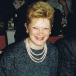 Mme Monique Martin-Lemay  1944-2019