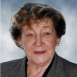 Mme Yolande Rouleau-Racine 1928-2020