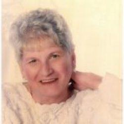 Mme Anita Bourque-Pomerleau 1929-2020