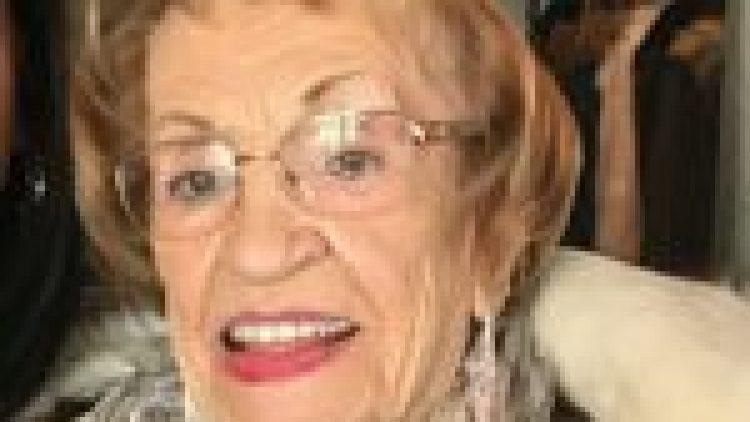 Mme Solange Poisson 1925-2020