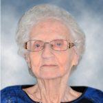 Mme Jeannine Bélanger 1929-2020