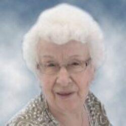 Mme Claire Pinsonneault-Cazeault 1924-2020