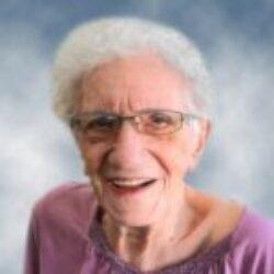 Mme Madeleine Bousquet-Brodeur 1924-2020