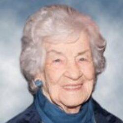 Mme Simone Turcotte-Audet 1922-2021