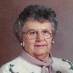 Mme Georgette Vaillant-Lagacé 1923-2021