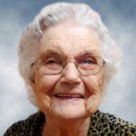 Mme Gabrielle Meunier 1920-2021