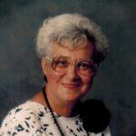 Mme Marie-Archange Langlois-Robin 1924-2021