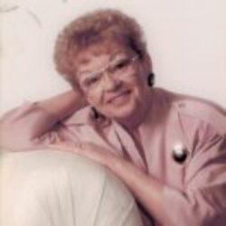 Mme Yolande Fournier 1926-2021